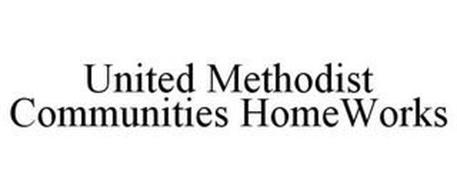 UNITED METHODIST COMMUNITIES HOMEWORKS
