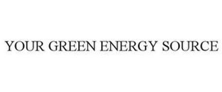 YOUR GREEN ENERGY SOURCE