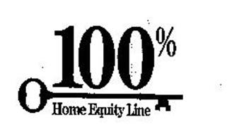 100% HOME EQUITY LINE