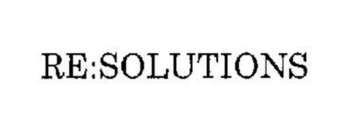 RE:SOLUTIONS