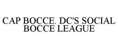 CAP BOCCE. DC'S SOCIAL BOCCE LEAGUE