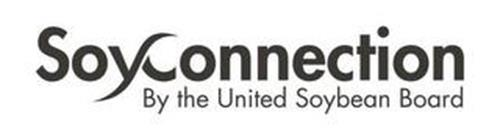 SOYCONNECTION BY THE UNITED SOYBEAN BOARD