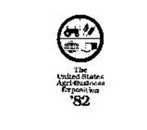 THE UNITED STATES AGRI-BUSINESS EXPOSITION '82