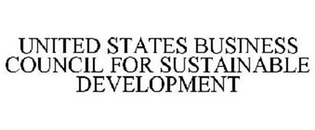 UNITED STATES BUSINESS COUNCIL FOR SUSTAINABLE DEVELOPMENT