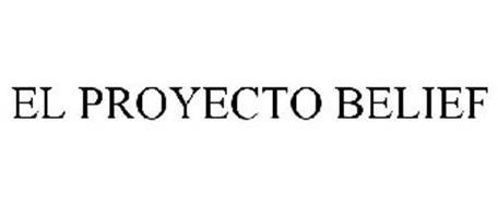 EL PROYECTO BELIEF