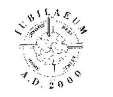 IUBILAEUM A.D. 2000 CHRISTUS HERI HODIE SEMPER