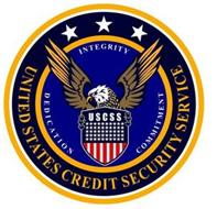 UNITED STATES CREDIT SECURITY SERVICE USCSS DEDICATION COMMITMENT INTEGRITY