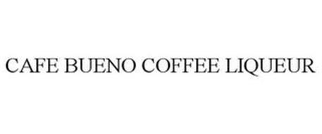 CAFE BUENO COFFEE LIQUEUR