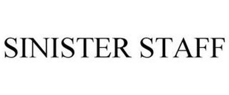SINISTER STAFF