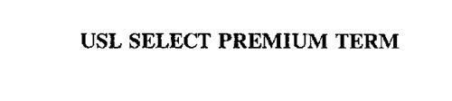 USL SELECT PREMIUM TERM