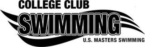 COLLEGE CLUB SWIMMING U.S. MASTERS SWIMMING