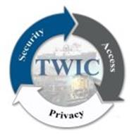 TWIC SECURITY ACCESS PRIVACY