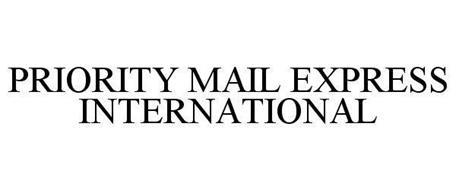 priority mail express international trademark of united states postal service serial number. Black Bedroom Furniture Sets. Home Design Ideas