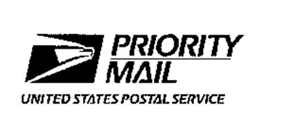 PRIORITY MAIL UNITED STATES POSTAL SERVICE