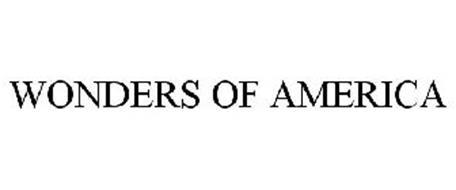 WONDERS OF AMERICA