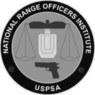 NATIONAL RANGE OFFICERS INSTITUTE USPSA