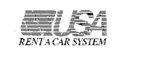 USA RENT A CAR SYSTEM