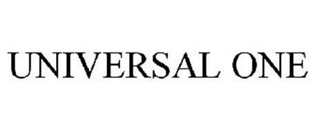 Universal One Trademark Of United Stationers Supply Co