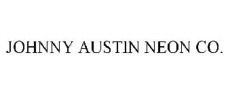 JOHNNY AUSTIN NEON CO.