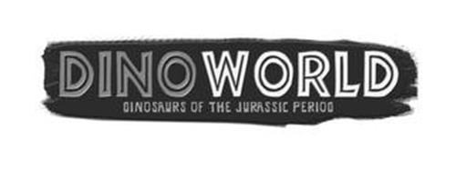 DINOWORLD DINOSAURS OF THE JURASSIC PERIOD