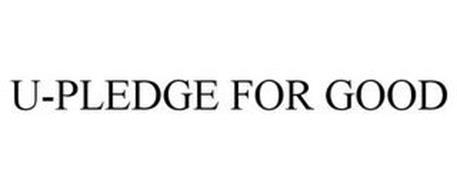 U-PLEDGE FOR GOOD