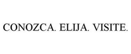 CONOZCA. ELIJA. VISITE.