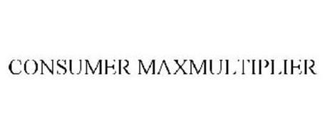 CONSUMER MAXMULTIPLIER