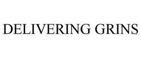 DELIVERING GRINS