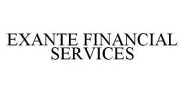 EXANTE FINANCIAL SERVICES