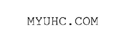 myuhc