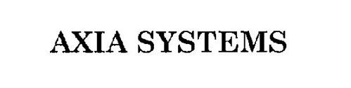 AXIA SYSTEMS