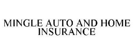 MINGLE AUTO AND HOME INSURANCE Trademark of Unitrin Direct ...