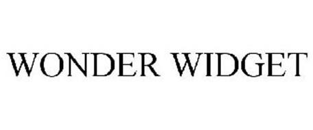 WONDER WIDGET