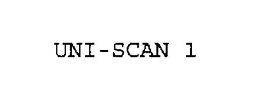 UNI-SCAN 1