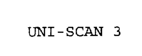 UNI-SCAN 3