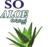 SO ALOE ORIGINAL TASTE