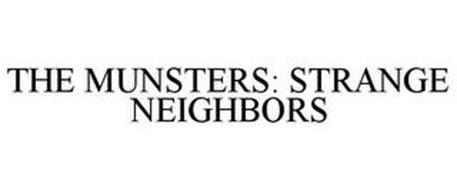 THE MUNSTERS STRANGE NEIGHBORS