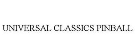 UNIVERSAL CLASSICS PINBALL