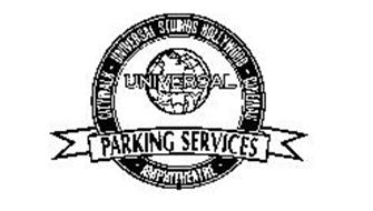 UNIVERSAL CITY PARKING SERVICES CITYWALK UNIVERSAL STUDIOS HOLLYWOOD CINEMAS AMPHITHEATRE