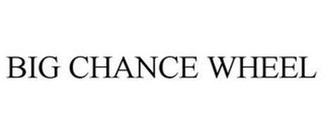 BIG CHANCE WHEEL