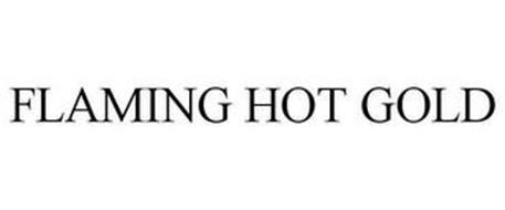 FLAMING HOT GOLD
