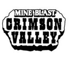 MINE BLAST CRIMSON VALLEY
