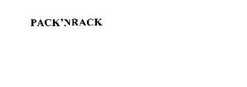 PACK'NRACK