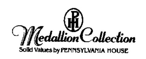 PH MEDALLION COLLECTION SOLID VALUES BY PENNSYLVANIA HOUSE