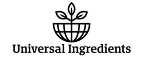 UNIVERSAL INGREDIENTS
