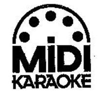MIDI KARAOKE