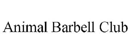 ANIMAL BARBELL CLUB