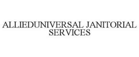 ALLIED UNIVERSAL JANITORIAL SERVICES