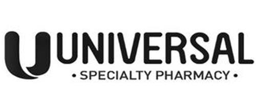 U UNIVERSAL · SPECIALTY PHARMACY ·