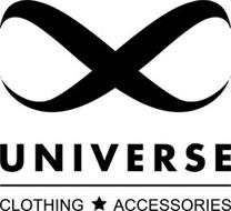 UNIVERSE CLOTHING ACCESSORIES